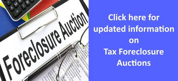 Tax Foreclosure Information