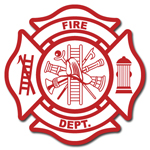 Photo of the Fire Department Crest