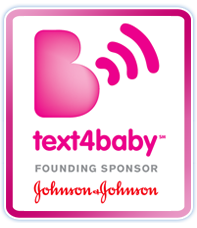 Photo of Text4Baby logo