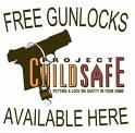 Child Safe Free Gunlocks Available Here