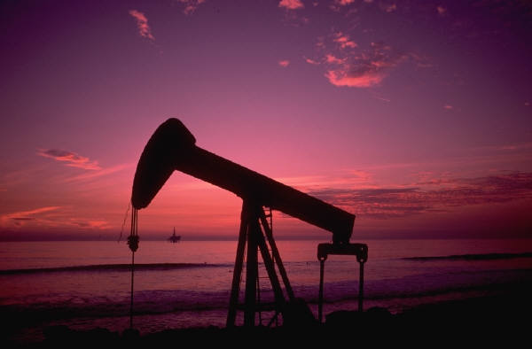Photo of oil drill